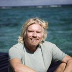 Richard Branson, Chairman of the Virgin Group
